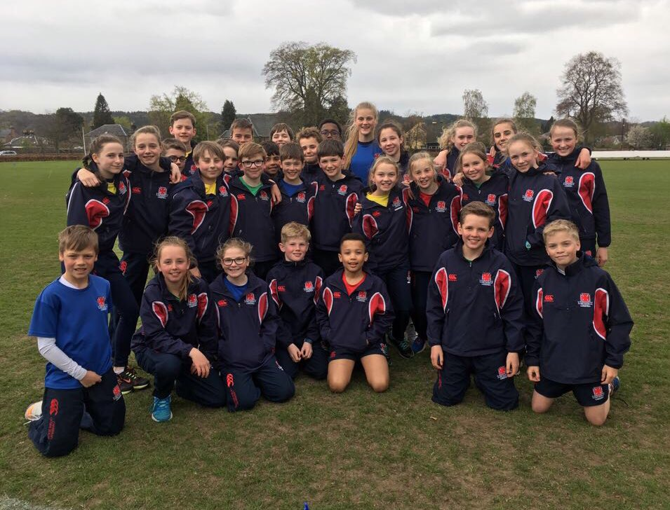 Athletics team